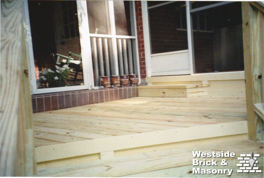 Remodeling Westside Brick Amp Masonry General Contractor